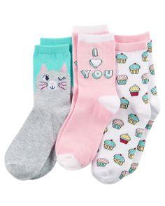 3-Pack Socks3-Pack Socks, Color