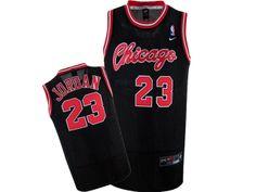 NBA Chicago Bulls Jordan  23 game mesh Jersey-black  3abaabba7e99d