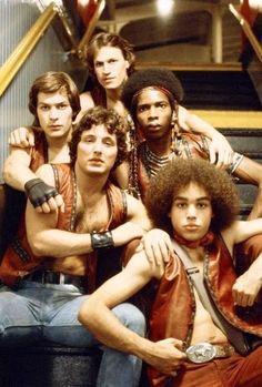 The Warriors 1979 Classic Cast Movie Photo Ajax Swan 80s Movies, Cult Movies, Great Movies, Film Movie, Classic Tv, Classic Movies, The Warriors 1979, Thats 70 Show, Warrior Movie