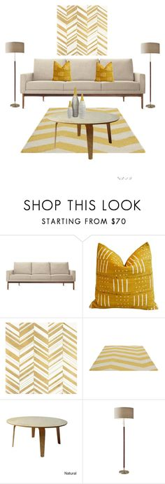 """""""midcentury style updated"""" by piplusc ❤ liked on Polyvore featuring interior, interiors, interior design, home, home decor, interior decorating, Design Within Reach, Home Decorators Collection, Mod and Adesso"""