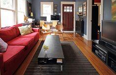 Maxwell House - contemporary - living room - houston - Kaleidoscope Design Build, LLC