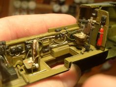 Getting the right interior color on model aircraft. Fine Scale Modeler is top dog in all things scale model.