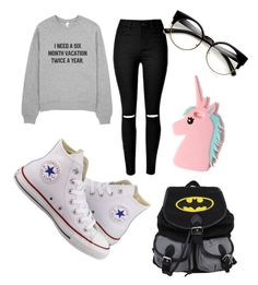 """hehhhc:∆   must unicorn"" by elena-dogaru on Polyvore featuring art"