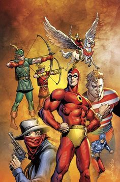 DC Comics Convergence Worlds Finest No 1 June 2015 for sale online Dc Comics Characters, Dc Comics Art, Marvel Dc Comics, Marvel Art, Justice Society Of America, Comic Book Covers, Comic Books Art, Comic Art, Book Art