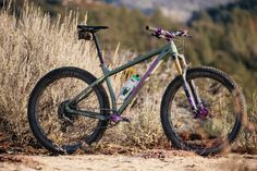 A Bike That Really Stands Out: the Santa Cruz Chameleon 27.5+ Hardtail | The Radavist