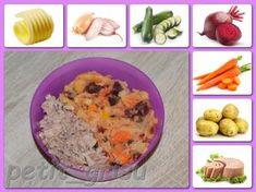 Tuňák s podzimní variací (jak říká manžel :o)) ) (7m) Okra, Oatmeal, Breakfast, Food, The Oatmeal, Morning Coffee, Gumbo, Rolled Oats, Essen