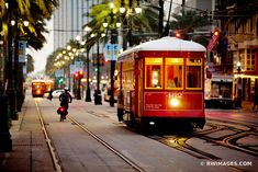 Taking the streetcar down Canal Street Framing Photography, Scenic Photography, Image Photography, Fine Art Photography, Canvas Pictures, Pictures Images, Print Pictures, New Orleans Louisiana, Photo Canvas