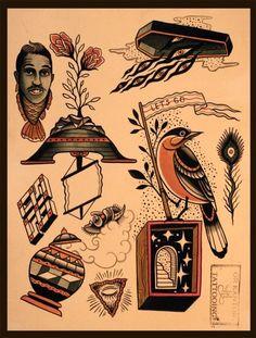 Traditional tattoo design, traditional tattoo flash, old tattoos, black . Doodle Tattoo, Tattoo Motive, Tattoo Drawings, Tattoo Ink, Tattoo Sketches, Traditional Tattoo Old School, Traditional Style Tattoo, Traditional Flash, American Traditional