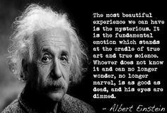 Sense of Wonder Quotes   Sense Of Wonder Quotes Albert Einstien. QuotesGram