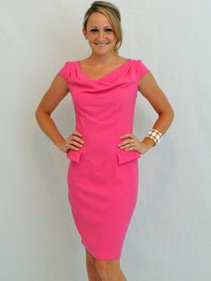 Our Jackie O dress..chic..$89.00