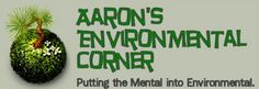 Aaron's Environmental Corner Logo