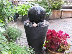 Feng Shui& Fabulous Five Elements Fire Element, Water Element, Feng Shui, Garden Fountains, Fountain Garden, Circular Rugs, Moving Water, Garden Ornaments, Live Plants