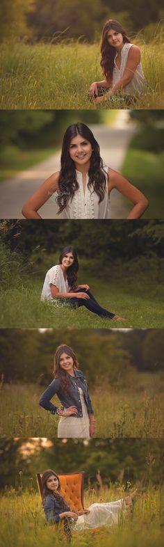 Des Moines, Iowa senior portrait photographer, Randy Milder | His & Hers | #seniorpictures #seniorpics | Senior Pictures