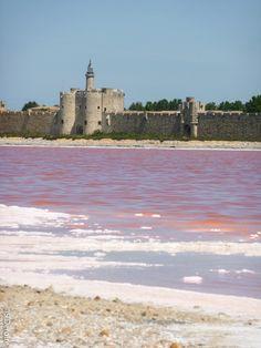 salins aiguës mortes | La Fleur de sel de Camargue - Terroir EvasionTerroir Evasion