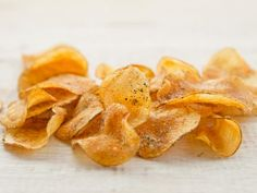 Get Drummond Ranch Potato Chips Recipe from Food Network