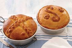 Slovak Paska Bread Recipe from King Arthur Flour Paska Bread Recipe, Easter Bread Recipe, Easter Recipes, Holiday Recipes, Easter Food, Easter Ideas, Easter Eggs, Easter Dinner, Holiday Crafts
