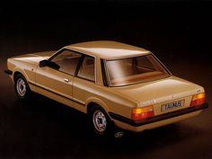 6th car, Ford Taunus (model 1979 – 1982). I had one of the latest, which was first on the road in 1983. Very good traveling car.
