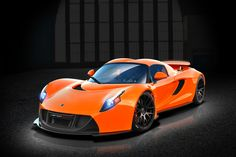 2013 Hennessey Venom GT. For a 2013 car, I haven't actually heard of one being purchased or seen any pictures of one in the wild.