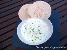 Haydari, un delicioso entrante típico de la gastronomía turca