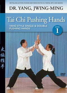 Tai Chi Pushing Hands (YMAA Taijiquan) Dr. Yang, Jwing-Ming