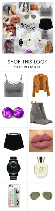 """""""when i grow up"""" by nikoleta-nicky-malik ❤ liked on Polyvore featuring CO, Gianvito Rossi, Movado, Arquiste Parfumeur, Casetify and Ray-Ban"""