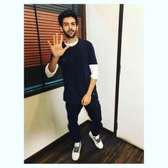 Promotion ready 5 days to go Styled - Assisted - Handsome Celebrities, Handsome Actors, Handsome Boys, Bollywood Stars, Bollywood Fashion, India Actor, Boy Fashion, Fashion Outfits, Attractive Guys