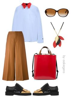 """Oh Marni"" by aakiegera on Polyvore featuring мода и Marni"