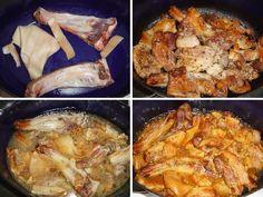 Pečený až rozpečený vepřový bůček. K obědu i k namazání na chlebaMAKOVÁ PANENKA | MAKOVÁ PANENKA