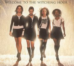 The Craft - a teenage witch movie that is the perfect inspiration for a sexy Halloween look