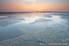 Noordzeekust bij Nieuwvliet bad