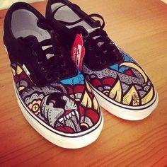 vans, shoes, fashion