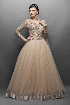 Party Wear Bridal Gowns