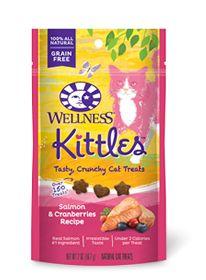 Wellness Kittles Cat Treats Salmon & Cranberries Recipe