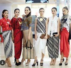 Batik Blazer, Blouse Batik, Batik Dress, Kebaya Lace, Batik Kebaya, Batik Fashion, Ethnic Fashion, Lolita Fashion, Emo Fashion