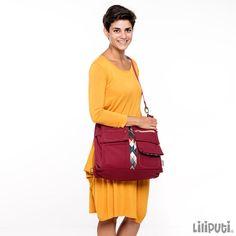 Liliputi® Mama Bag Nawaho | Liliputi baby shop Side Bags, Baby Wearing, Baby Shop, Diaper Bag, Shoulder Bag, Shopping, Collection, Style, Fashion