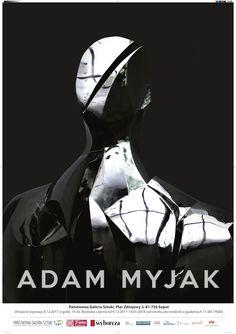 """""""Adam Myjak. Rzeźba."""" wystawa w Państwowej Galerii Sztuki w Sopocie, 9 grudnia 2017 - 14 stycznia 2018"""