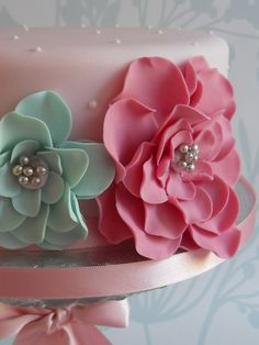 Corsage cake | Flickr - Photo Sharing!
