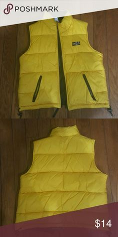 Sleeveless bubble jacket Worn only a couple of times usa limited  Jackets & Coats Puffers