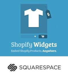 Building an ecommerce online store with Squarespace but don't want to use…
