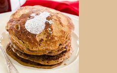 Bake Sale: Gingerbread Cupcake Batter Pancakes on PaulaDeen.com