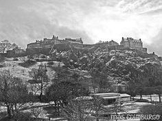 Unas cuantas ideas para visitar Edimburgo en invierno, aprovechar las horas de luz y combatir el frío.