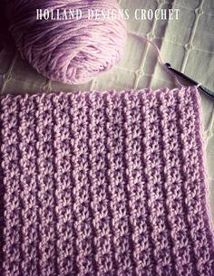 crochet ideas easy Faux Cable Crochet pattern for beginners by Lisa van Klaveren Free Crochet Stitches from Daisy Farm Crafts - SalvabranArts And Crafts For Seniors Crochet Motifs, Crochet Stitches Patterns, Tunisian Crochet, Learn To Crochet, Crochet Designs, Knitting Patterns, Stitch Patterns, Crochet Afghans, Crochet Blankets
