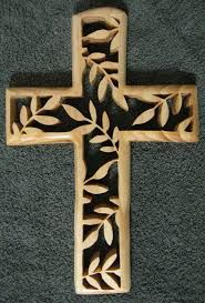 scroll saw cross - Google Search