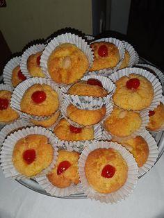 Pineapple, Muffin, Fruit, Breakfast, Food, Morning Coffee, Pine Apple, Essen, Muffins
