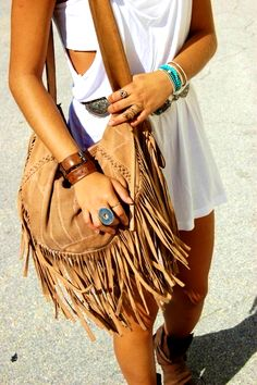 need a fringe bag