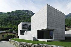 House in Lumino : 네이버 매거진캐스트