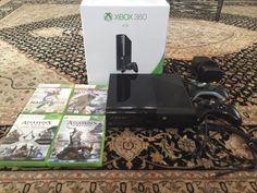 Microsoft Xbox 360 E (Latest Model) 4 GB with 120 GB hard drive included BUNDLE - http://video-games.goshoppins.com/video-game-consoles/microsoft-xbox-360-e-latest-model-4-gb-with-120-gb-hard-drive-included-bundle/