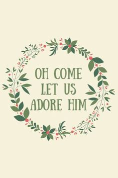 For now is always an acceptable time to praise the God-Man, the Prince of Peace, Jesus Christ.