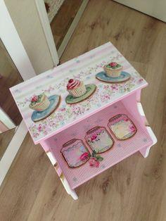 Cupcake basamak