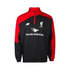 d5031fdec42 Coach Half-Zip Windblocker. Liverpool FC Retail · New Balance ...